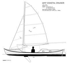 Faering Cruiser | Sail | Pinterest | Boating, Small boats ...