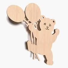 teddy bear scroll saw pattern - Recherche Google