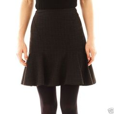 Worthington Belted Floral Sateen Pencil Skirt Size 16 Msrp $48.00 New