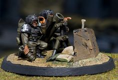Image result for imperial guard regimental advisors