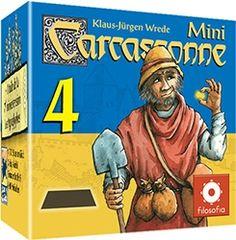 Carcassonne : Les Mines d'Or