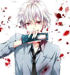 anime, mirai nikki, and akise aru εικόνα Otaku Anime, Manga Anime, Manga Boy, Anime Art, Yandere Manga, Cute Anime Boy, Hot Anime Guys, I Love Anime, Anime Girls