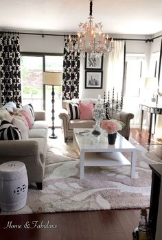 A neutral rug like this from @homegoods allows you to incorporate any color you want as the seasons change #homegoodshappy (sponsored pin)