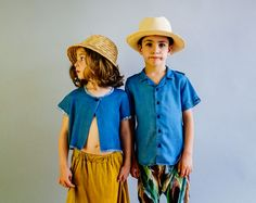Sneak Peek: Wolf & Rita SS15 - Petit & Small