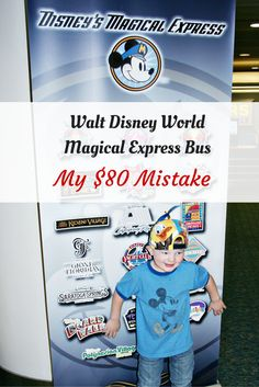 Walt Disney World Magical Express Bus - What I Loved (and My $80 Mistake)