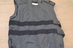 Vintage HELMUT LANG bulletproof down vest Sz.M | eBay