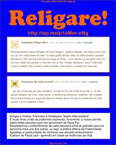 Religare!