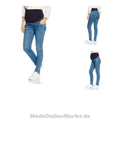 5045527448626 | #New #Look #Maternity #Damen #Umstands #Jeans #Over #Bumb #Authentic, #Blau-Blue #(Mid #Blue), #W36/L32