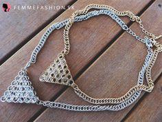 Chain, Silver, Gold, Jewelry, Jewlery, Jewerly, Necklaces, Schmuck, Jewels