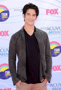 Tyler Posey ~ Teen Wolf ~ 2012 Teen Choice Awards