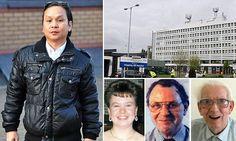 Stepping Hill hospital nurse 'murdered three patients'