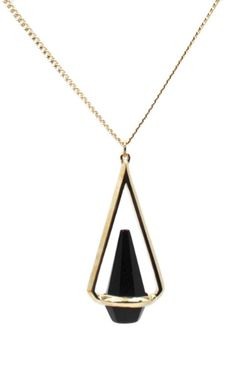 Love the Chain Reaction Pendant, so chic and simple.