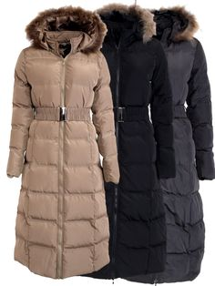 long women puffer jackets | Clothes, Shoes & Accessories > Women's Clothing > Coats & Jackets