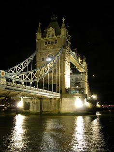 ★Tower Bridge, London, UK (often mistaken for London Bridge - it's a pet peeve of mine actually) Oh The Places You'll Go, Places Ive Been, Places To Visit, British Countryside, England And Scotland, London Bridge, New City, Tower Bridge, Vacation Spots