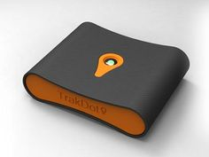 trakdot ... luggage tracker ... I would so freak out if I saw my luggage going in the wrong direction