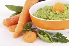 puré de verduras
