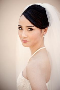 Bridal Makeup Inspirational Pictures - Soft and Pretty Looks -Beauty For Brides by Vicki Millar
