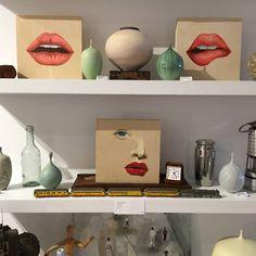 Te Quiero Mucho VI by Artist Leah Guzman. You can view more at www.leahguzman.com