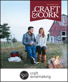 Our new issue of Craft & Cork magazine is all about warmth. From enjoying sunny afternoon excursions to sampling new craft wines, we're serving up all the inspiration you'll need to fall in love with the season.