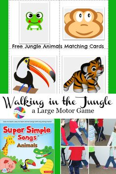 139 Best Jungle Theme Activities images in 2019 | Crafts for kids