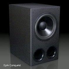 Subwoofer Box Design, Speaker Box Design, Audio Amplifier, Hifi Audio, Home Theater Subwoofer, Toroidal Transformer, Music Studio Room, Speaker Stands, High End Audio