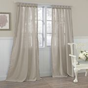 Found It At Wayfair Half Price Drapes Solid Voile Sheer Curtain Panel Pair Ideas For