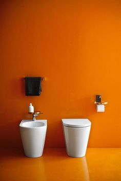 Kartell by Laufen: Bathroom Collection by Ludovica + Roberto Palomba in home furnishings  Category