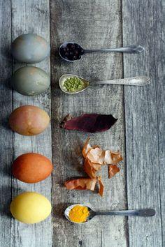 Easter Egg Dye, Diy Calendar, Easter 2020, Mason Jar Candles, Easter Table, Diy Garden Decor, Natural Materials, Happy Easter, Diy For Kids