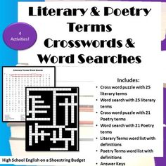 A Reflective Essay Most Likely Includes Crossword - image 4