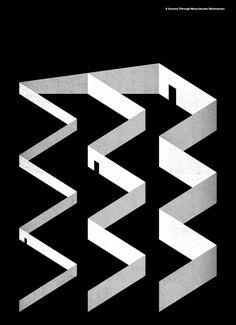 "Art Direction | Design : Motoi Shito Edit : Sayaka Ishii (BNN,inc.) CL : BNN,inc. ""A Journey Through Monochrome Illustrations"""