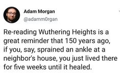 Funny Tweets, Funny Memes, Jokes, English Memes, Wuthering Heights, Classic Literature, Book Memes, Book Fandoms, Just For Laughs