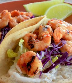We tested the heck out of our spicy grilled shrimp tacos recipe in the test kitchen. The team wouldn't give final reviews until it had been made for the umpteenth time! You can never be too sure, right?