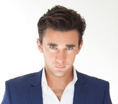 Meet Days of Our Lives' New Chad: Billy Flynn: Billy Flynn