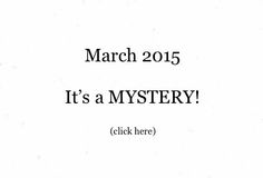 March 2015 | Enchanted Polish