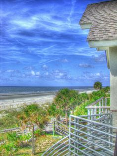 HHI, SC....My favorite place to go. Love love love the beach!