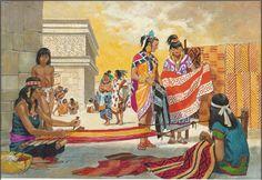 ¿Qué tanto se comerciaba en Tenochtitlan? - La cuenca de México ofrecía una gran cantidad de recursos naturales. Los aztecas aprovisionaban la ciudad mediante una agricultura intensiva con cultivo en tierra firme, en chinampas (cultivos flotantes en pantanos y orillas de los islotes) y el aprovechamiento de la fauna ribereña (peces, aves, ajolotes, ranas, acociles, insectos, conejos, venados, garzas). Con el paso del tiempo, los aztecas comenzaron a recibir más y mejores tributos, lo que…