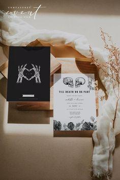 Edgy Wedding, Skull Wedding, Dream Wedding, Wedding Day, Horror Wedding, Wedding Shit, Wedding Paper, Wedding Dreams, Wedding Stuff