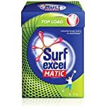 Surf Excel Matic Top Load Detergent Powder, 3 Kg + 1 kg Free: Amazon.in: Health & Personal Care What Is Amazon, Clean Your Washing Machine, Washing Detergent, City Pages, Indian Jokes, Plus 4, Pattern Names, Surfing, Powder