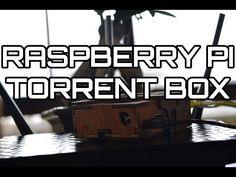 Raspberry Pi TorrentBox: Build a Always-On Torrent Machine