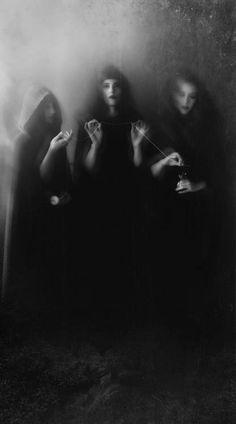 The Three Fates:  Clotho, Lachesis and Atropos