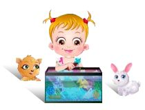 Have merry time caring and playing with Baby Hazel and her new fond pet Goldie, Goldfish. Play Baby Hazel Golden Fish game on babyhazelgames.com at http://www.babyhazelgames.com/games/baby-hazel-goldfish.html