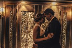 Bride and Groom at Mirra - Private Dinning & Events