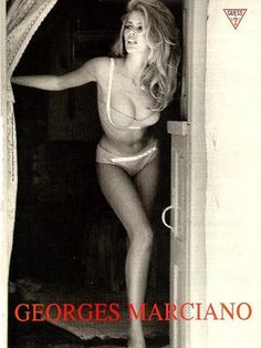 Claudia Schiffer circa 90's when my Vogue obsession was in its peak