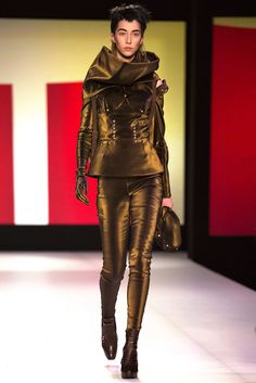 Jean Paul Gaultier Fall 2013 Ready-to-Wear