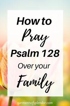 Daily Devotional Prayer, Prayer Scriptures, Bible Prayers, Faith Prayer, God Prayer, Prayer Quotes, Bible Verses, Praying For Your Family, Prayer For Family
