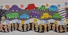 Projekti etenee... ... tänään saatiin valmiiksi autot ja liikennemerkit. Kaikki autot eivät mahtuneet seinälle, joten suunnitteilla on lis... Teaching Art, Geography, Crafts For Kids, Kids Rugs, Fictional Characters, Crafts For Children, Kids Arts And Crafts, Kid Friendly Rugs, Fantasy Characters