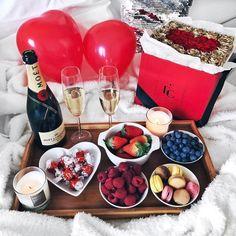 Super Ideas for breakfast in bed ideas for boyfriend valentine gifts