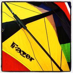 Flying Family sport kite