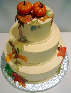fall-wedding-cakes