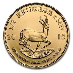 South African Mint oz Precious Metal Content per Unit Uncertified Bullions for sale Gold Krugerrand, Mint Gold, Bullion Coins, Gold Bullion, Valuable Coins, Coin Values, African Animals, Coin Collecting, Gold Coins